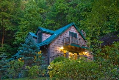 Beautiful Streamside Home