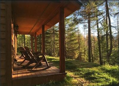 Front Deck Serenity