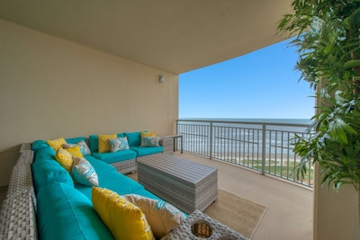 another view from beach balcony 460 sq ft