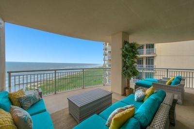 Palisade Palms, Beach Club, Galveston, Texas, United States of America