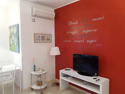 Grazioso appartamento ideale per trascorrere soggiorni confortevoli