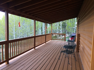 Nice long deck