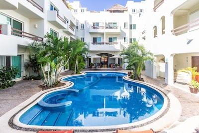 12E rue, Playa del Carmen, Quintana Roo, Mexique