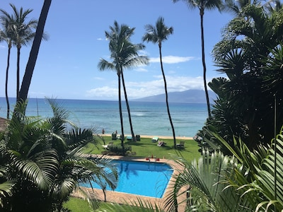 Beautiful view from your private lanai!