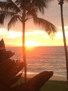 Spectacular sunsets - Maui Island Aloha!