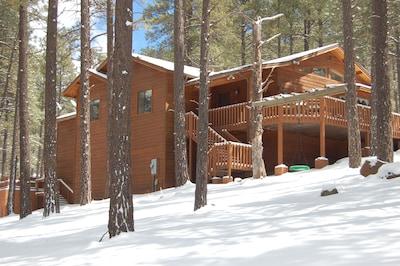 Rocky Mountain Retreat in the winter!