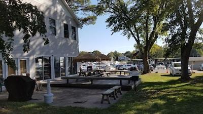 Kent Island Beach House II: A Modern Day Fisherman's Village right in Kentmorr.