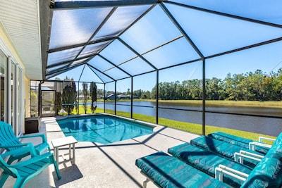Sunset Lakes, Kissimmee, Florida, United States of America