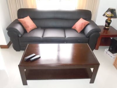 Very clean...very comfy.