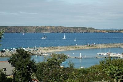 vue côté mer