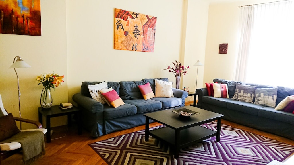 Comfortable Apartment For Up To Eight People Five Minute Walk To Square Piasek Polnoc