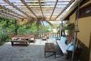 Zatarra House Open air Alcove and BBQ Spot