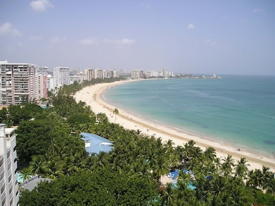 View From Sand & Beach Room