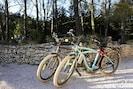 2 vélos electriques à disposition gratuitement