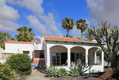 Ferienhaus Villa Playa, direkt am Strand von El Castillo