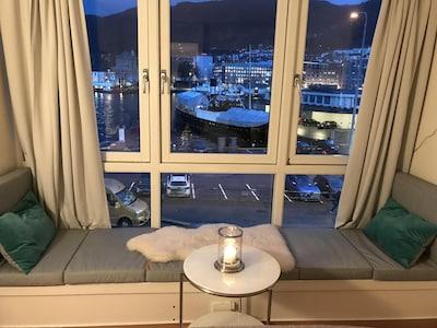 Møhlenpris badeplass, Bergen, Vestland, Norway
