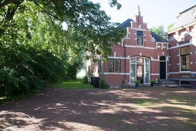 Nieuwolda-Oost, Groningen Provinz, Niederlande