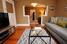 Living Room Looking Into Bonus Room
