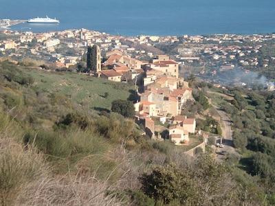 Santa-Reparata-di-Balagna, Haute-Corse, France