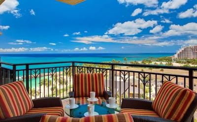 Create lifetime vacation memories, Premium luxury penthouse Beach Tower Villa