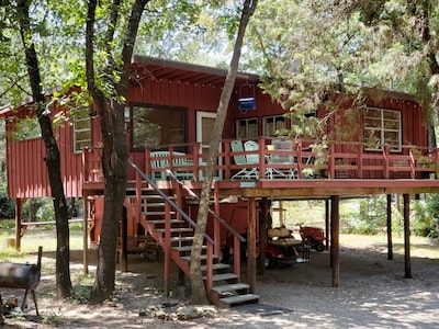 Lake Texoma Treehouse