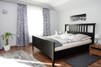 Schlafzimmer NY
