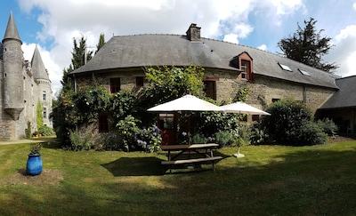 Caro, Morbihan, Frankreich