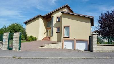 Blainville-sur-l'Eau, Meurthe-et-Moselle (departament), Francja