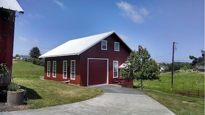 Library Suite Building design as a Swedish School House!