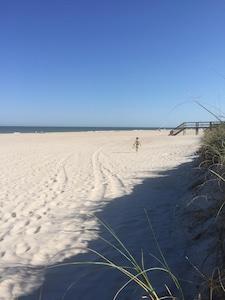 1 block away from beautiful Carolina Beach