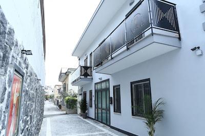 Villa Magiola - Appartement T3 Calliope à 200 mètres des fouilles de Pompéi Parking gratuit