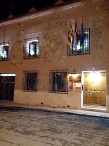 Villanueva de los Infantes, Castilla - La Mancha, Spain