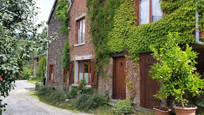 Bouillon Castle, Bouillon, Walloon Region, Belgium