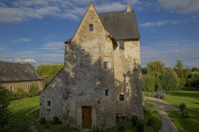 Saint-Brice, Mayenne, France