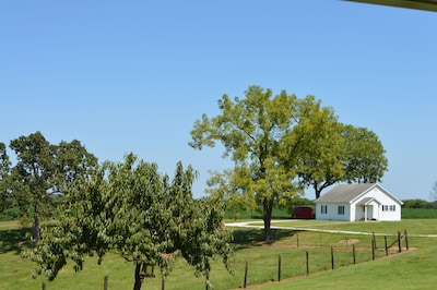 Farmhouse sits on 150+ acre farm