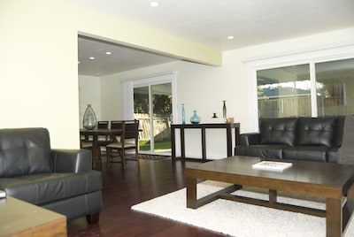 Relax in our living room