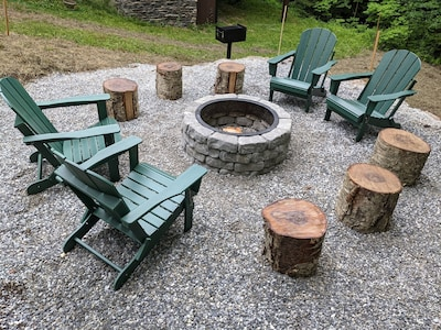New Fire Pit for Summer '21