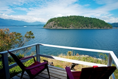 Panoramic views, private, peaceful and surrounded by nature ~ Summer Swim ~ Wint