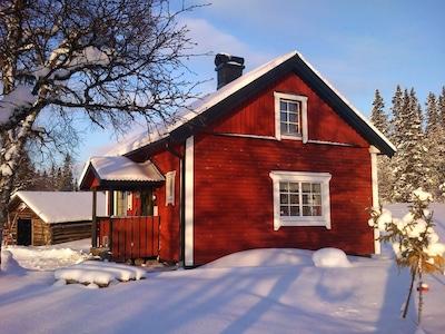 Idrefjällens Golfklubb, Idre, Dalarnas (provincie), Zweden
