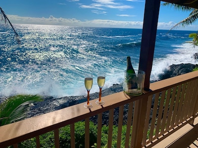 Kehena Beach Estates, Kehena, Hawaï, États-Unis d'Amérique