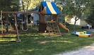 Swing set for the kids!