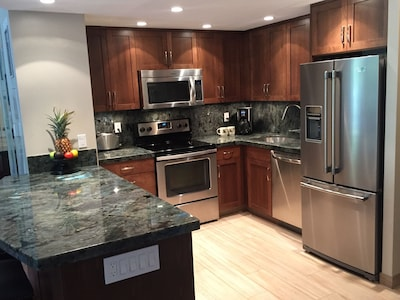 Newly remodeled condo - Luxury Home with Upgraded Features.
