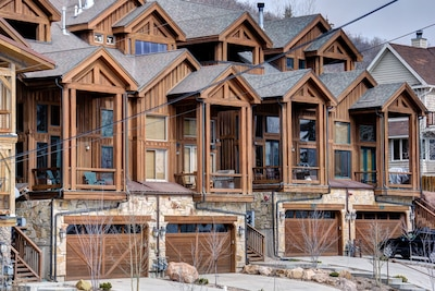 Beautiful exteriors with reclaimed wood siding from the great Salt Lake