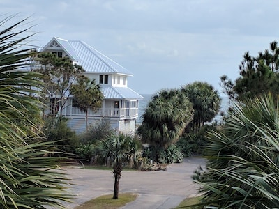 View from The East Deck, Gulf