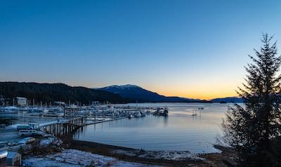 Auke Bay, Juneau, Alaska, USA