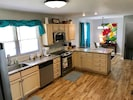 Create wonderful meals and precious memories in this fully equipped kitchen.