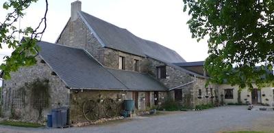 Saint-Martin-des-Besaces, Souleuvre en Bocage, Calvados (department), France