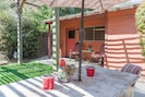 your private courtyard