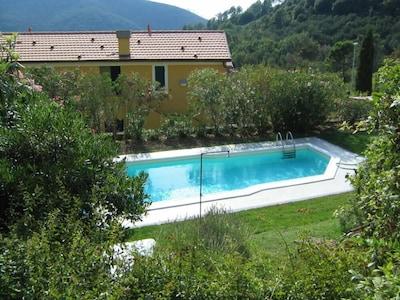 Masso, Castiglione Chiavarese, Liguria, Italy