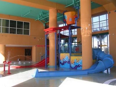 Children's water park at Splash!